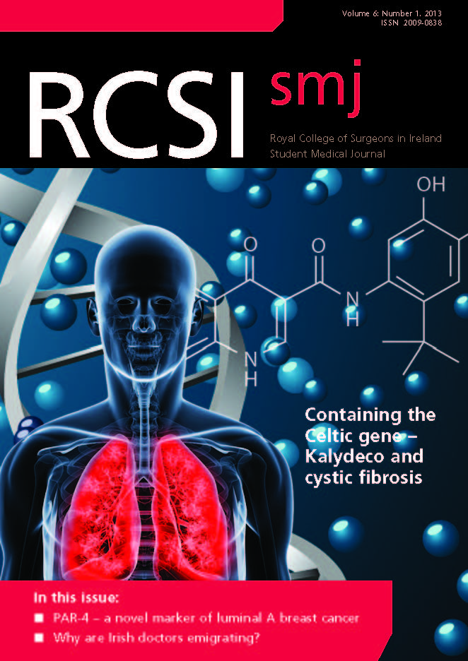 RCSIsmj Vol 6 Cover