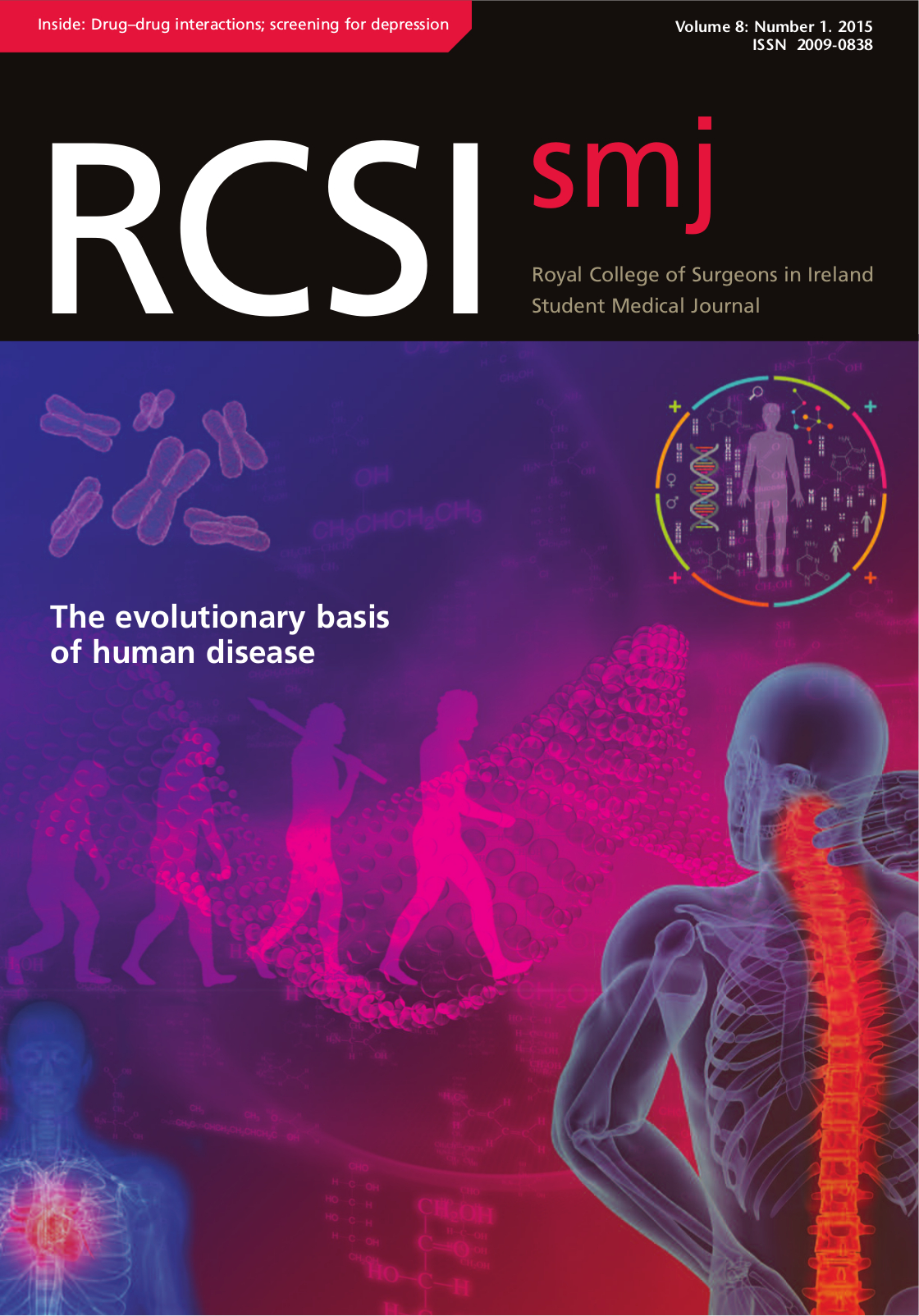 RCSIsmj Vol 8 Cover